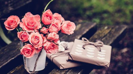 подарки и цветы