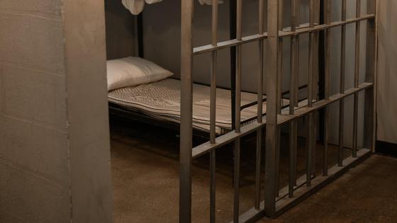 Камера в тюрьме