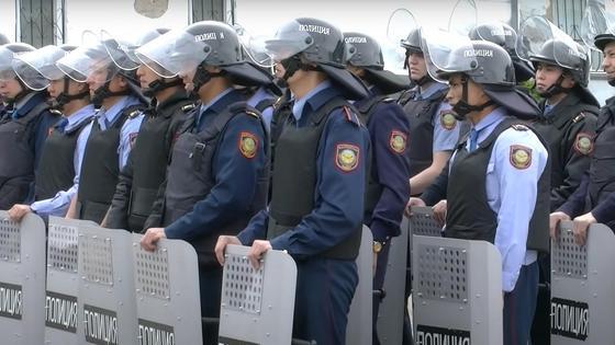 Беспорядки в Сатпаеве