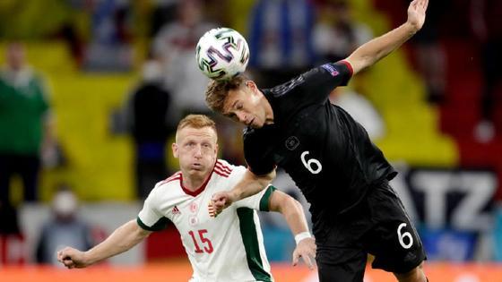 Венгрия - Германия