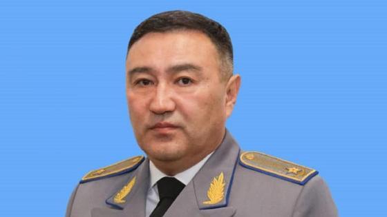 Ермек Сағымбаев