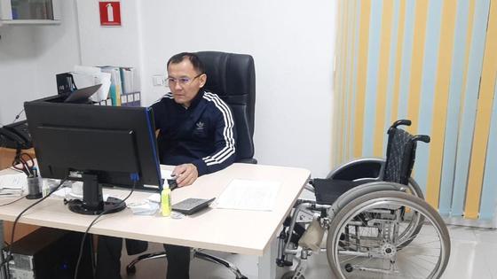 Лица с инвалидностью