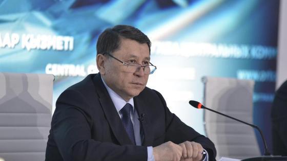 Жандарбек Бекшин