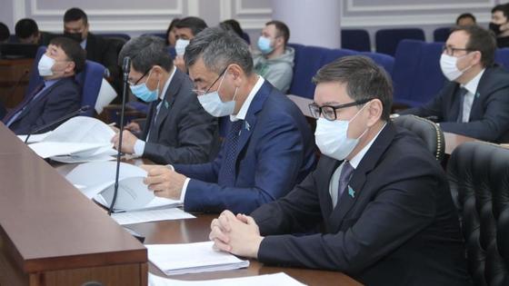 Заседание в Уральске