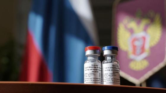 Ресей вакцинасы