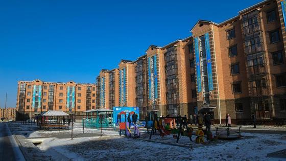 Қызылорда қаласында 38 көпқабатты тұрғын үйдің құрылысы жүргізілуде