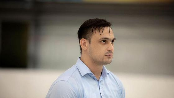 Илья Ильин. Фотопортрет