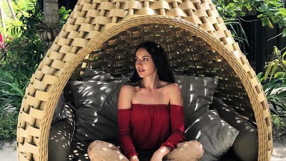 Турецкая актриса Фахрие Эвджен