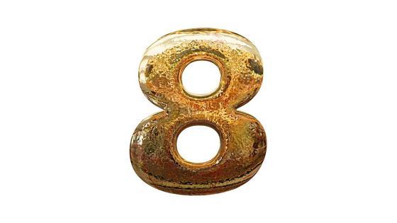 число 8