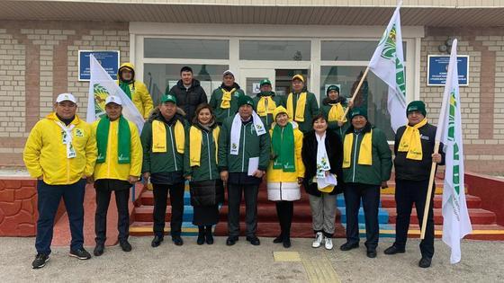 «Ауыл» Халықтық-демократиялық патриоттық партиясы