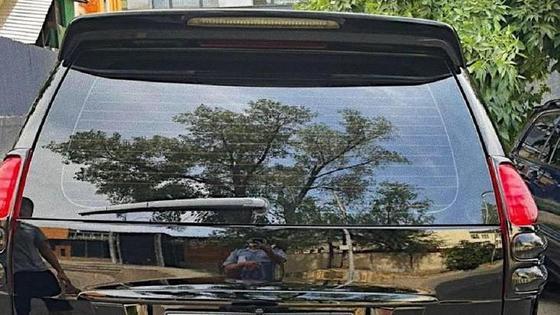 авто задержанного алматинца