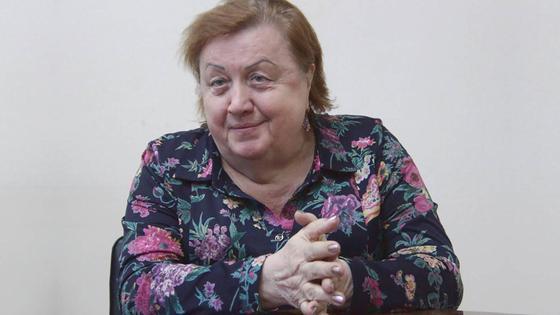 Экс-аким Усть-Каменогорска Вера Сухорукова