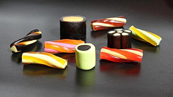 Лакрица и конфеты