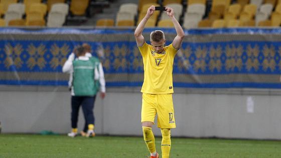 Футболист Александр Зинченко