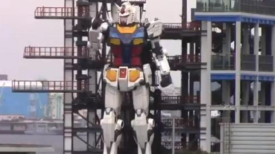 20-метровый робот