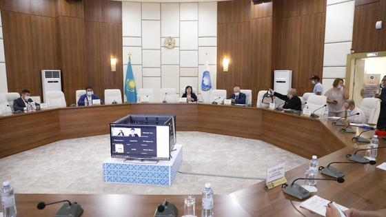 Круглый стол в Нур-Султане