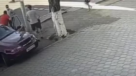 Ограбление в Караганде
