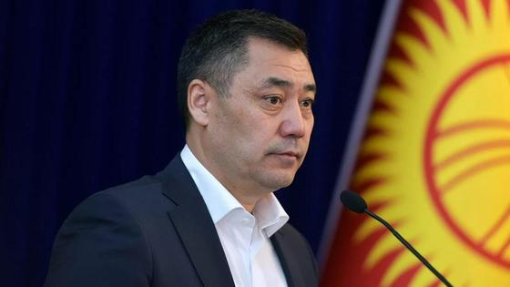 Премьер-министр Кыргызстана Садыр Жапаров