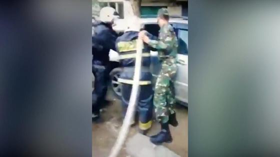 Спасатели в Актобе