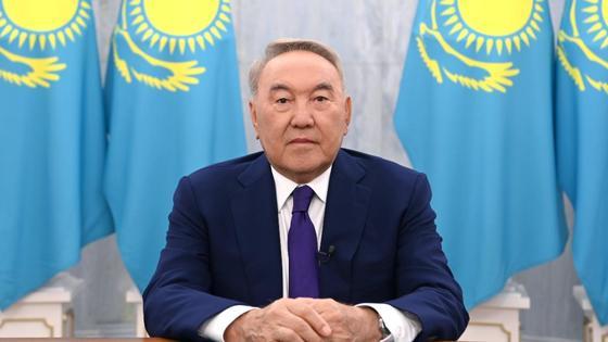 Нурсултан Назарбаев