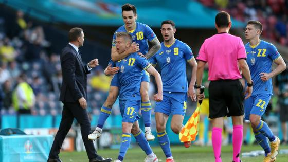 Александр Зинченко, защитник сборной Украины