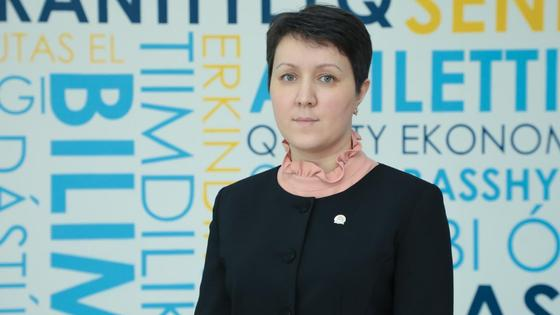 Мадина Нургалиева