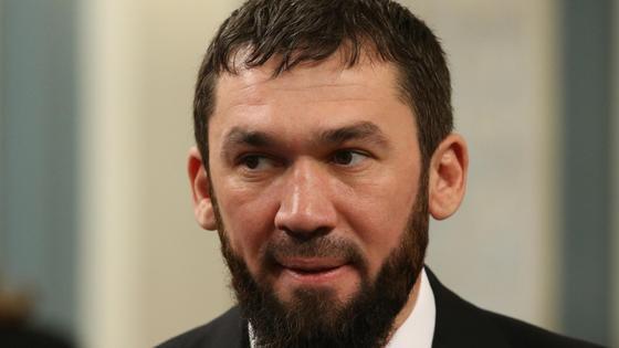 Председатель парламента Чечни Магомед Даудов