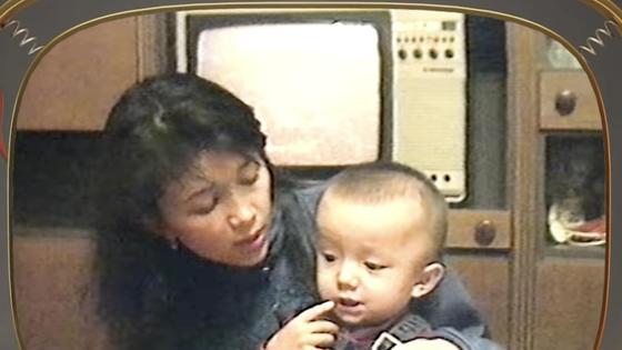 Димаш Кудайберген в детстве