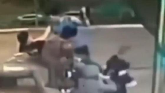Мужчина с ремнем ударил подростка в Нур-Султане