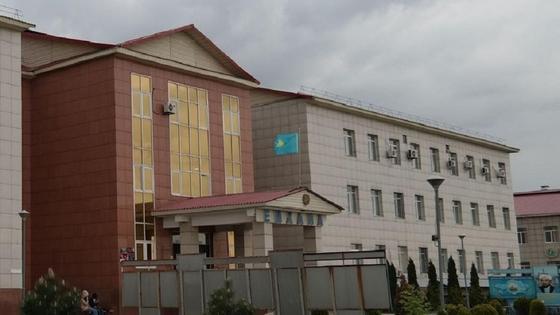 Больница в Талгаре
