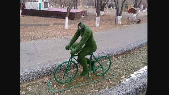 Велосипедші