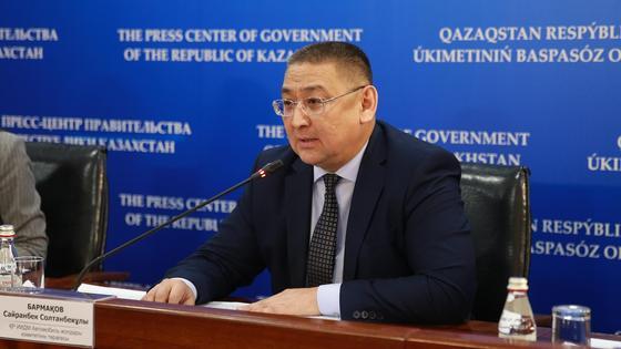 Сайранбек Бармаков