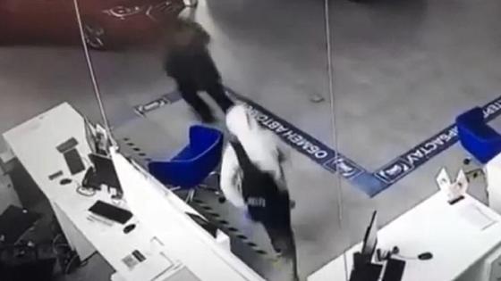 Пара пыталась ограбить автоцентр в Нур-Султане