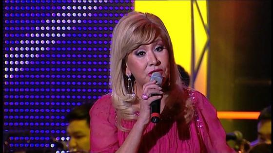 Певица Нагима Ескалиева