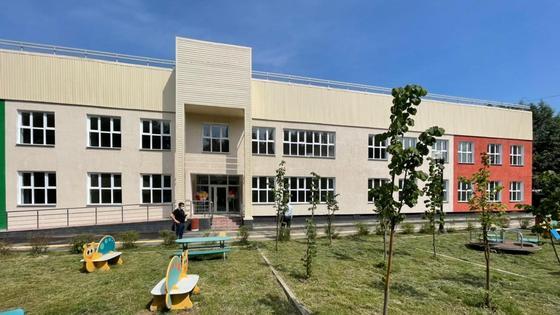 Новые школы и детские сады открылись в Алматы в День столицы