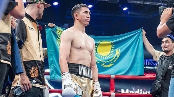 Мадияр Ашкеев