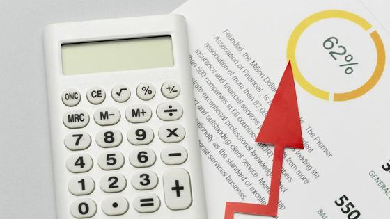 Калькулятор и графики подсчета