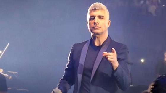 Озджан Дениз  на концерте