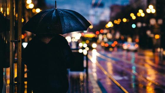 Дожди затопили Актау (видео)