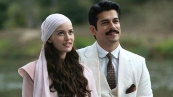 кадр из турецкого сериала