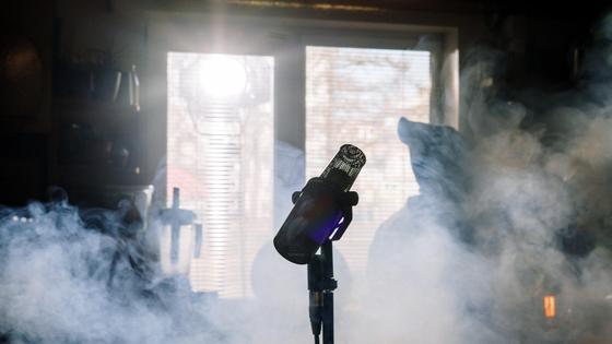 Дым в квартире