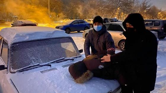 Подозреваемого в грабеже задержали в Усть-Каменогорске