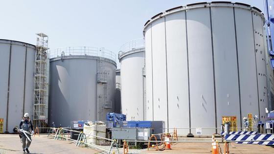Атомная электростанция Фукусима
