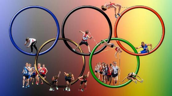 Олимпиада ойындары74