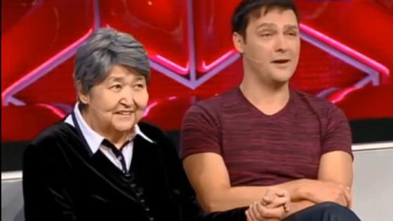 Батима Тазекенова и Юрий Шатунов