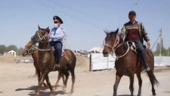 Аул в Кызылординской области
