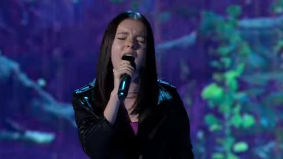 Данэлия Тулешова. Скриншот