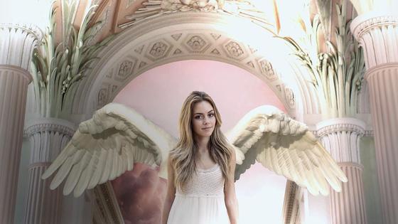 Девушка Ангелина