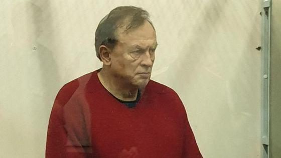 Соколов в Октябрьском суде Санкт-Петербурга