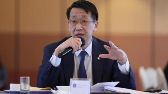 Министр Моңғолия1